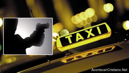 Taxista secuestrado predica a secuestradores