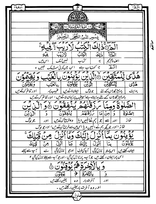 free download full quran with urdu translation pdf
