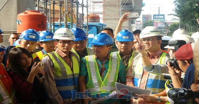 Janji Tinggal Janji, Anies Akan Menggusur Rumah Demi Proyek MRT. Kelar Sudah Semua...
