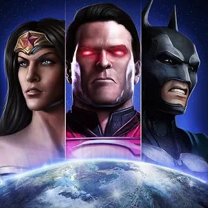 Injustice God Among Mod Apk