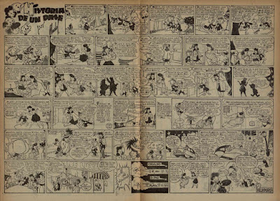 Casildo, Pulgarcito nº 115, 1949