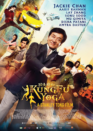 Kung Fu Yoga (2017) Movie Poster