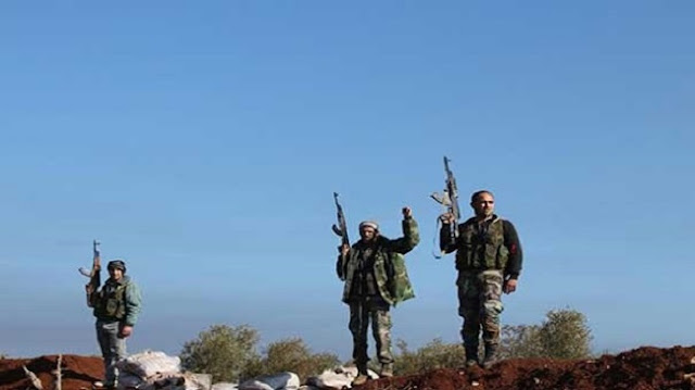 مجموعة كبيرة من الجموعات المسلحة بالجنوب السوري تنتقل لطرف الجيش السوري