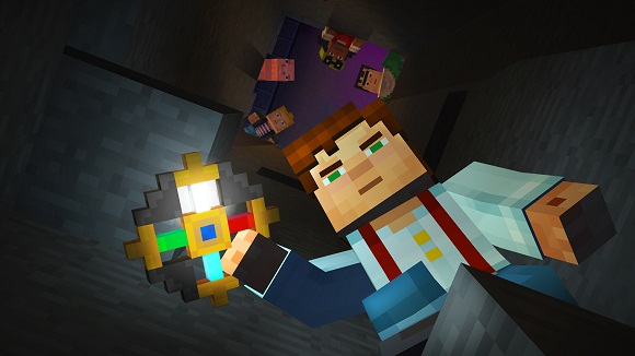 Minecraft Story Mode Episode 01 - 08 PC Full Version Screenshot 3