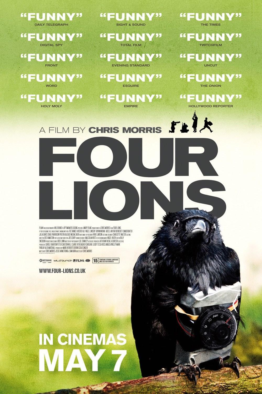 Nonton Film Four Lions (2010)