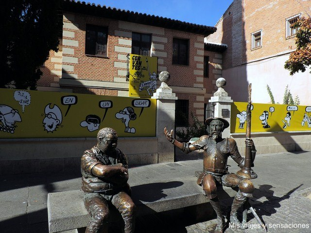 Museo Casa Natal de Cervantes, Alcalá de Henares, Madrid