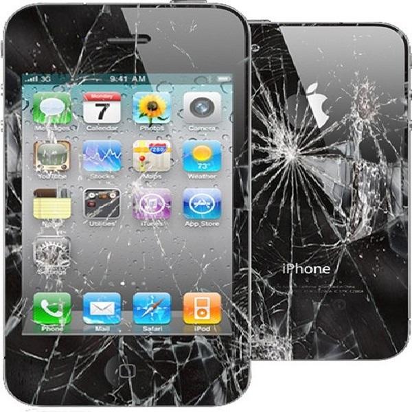 Thay mặt kính iPhone 4 giá rẻ