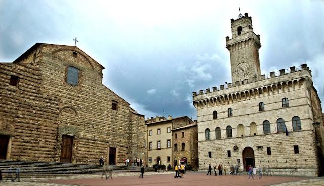 Roteiro de 2 dias em Montepulciano na Itália