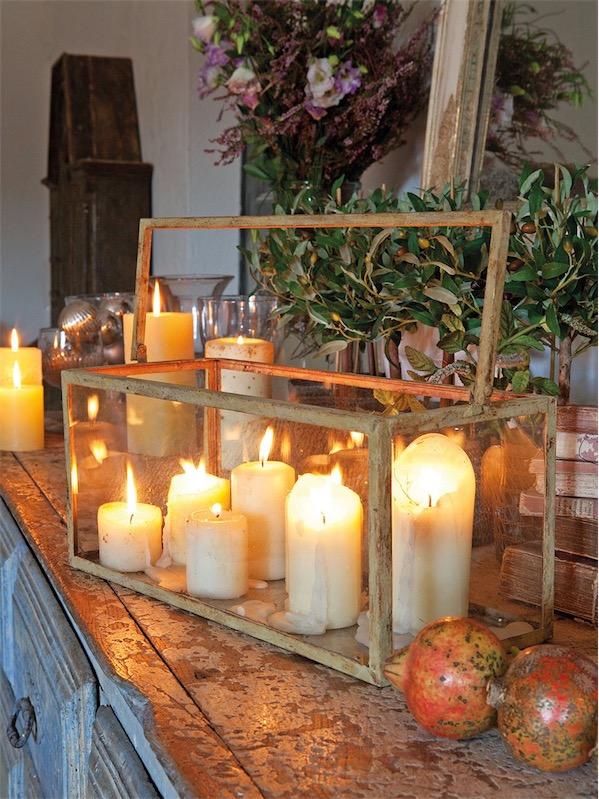 decorar la mesa para el día de Reyes chicanddeco