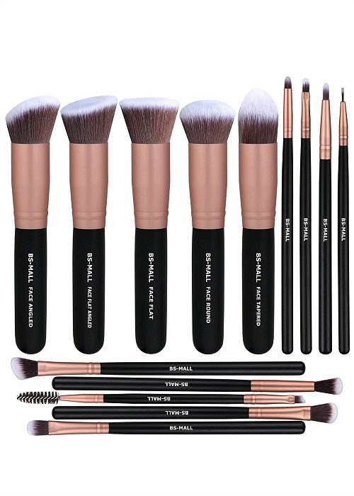 Gift Guide for Teen Girls, make up brushes