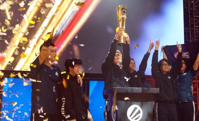 EVOS Memenangkan Juara AOV ESL Clash of Nations 2019!