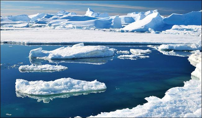 Antarctica Ocean hits World lowest record