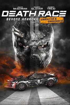 Death Race 4 Beyond Anarchy 2018 DVD R1 NTSC Latino