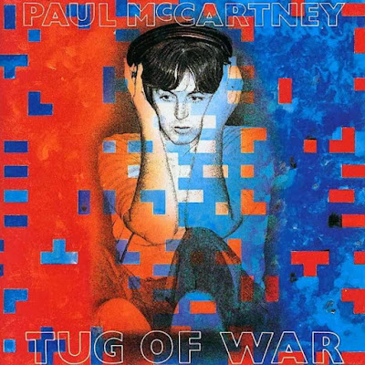 50 discos: 45 TUG OF WAR (1982) - #6 «Ballroom Dancing»