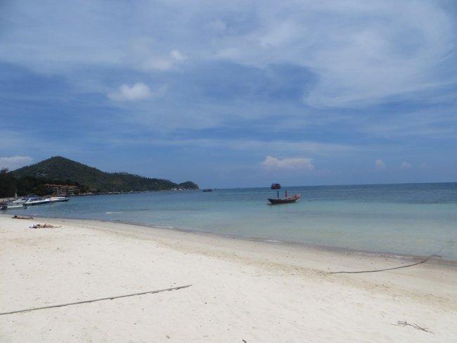 Пляж острова Тао