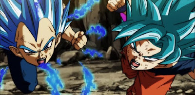Dragon Ball Super Episode 127 subtitle Indonesia