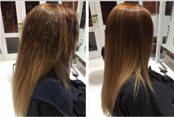 W Ultra Włosy muszą być długie: Keratynowe prostowanie włosów - co musisz YA46