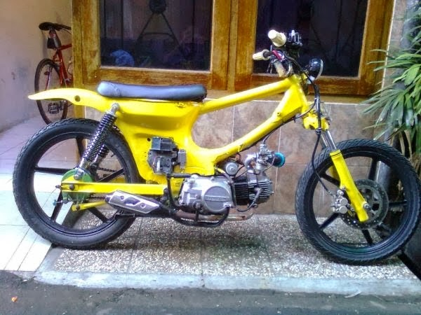 referensi motor astrea modifikasi