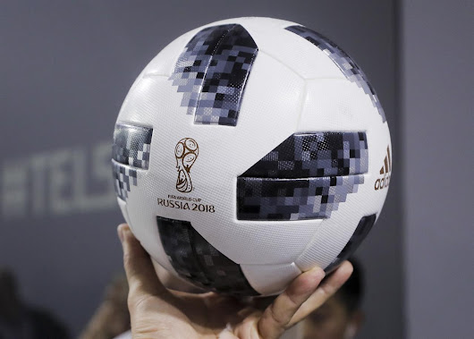FIFA 2018 : Footballs made in Sialkot will represent Pakistan at 2018 FIFA World Cup