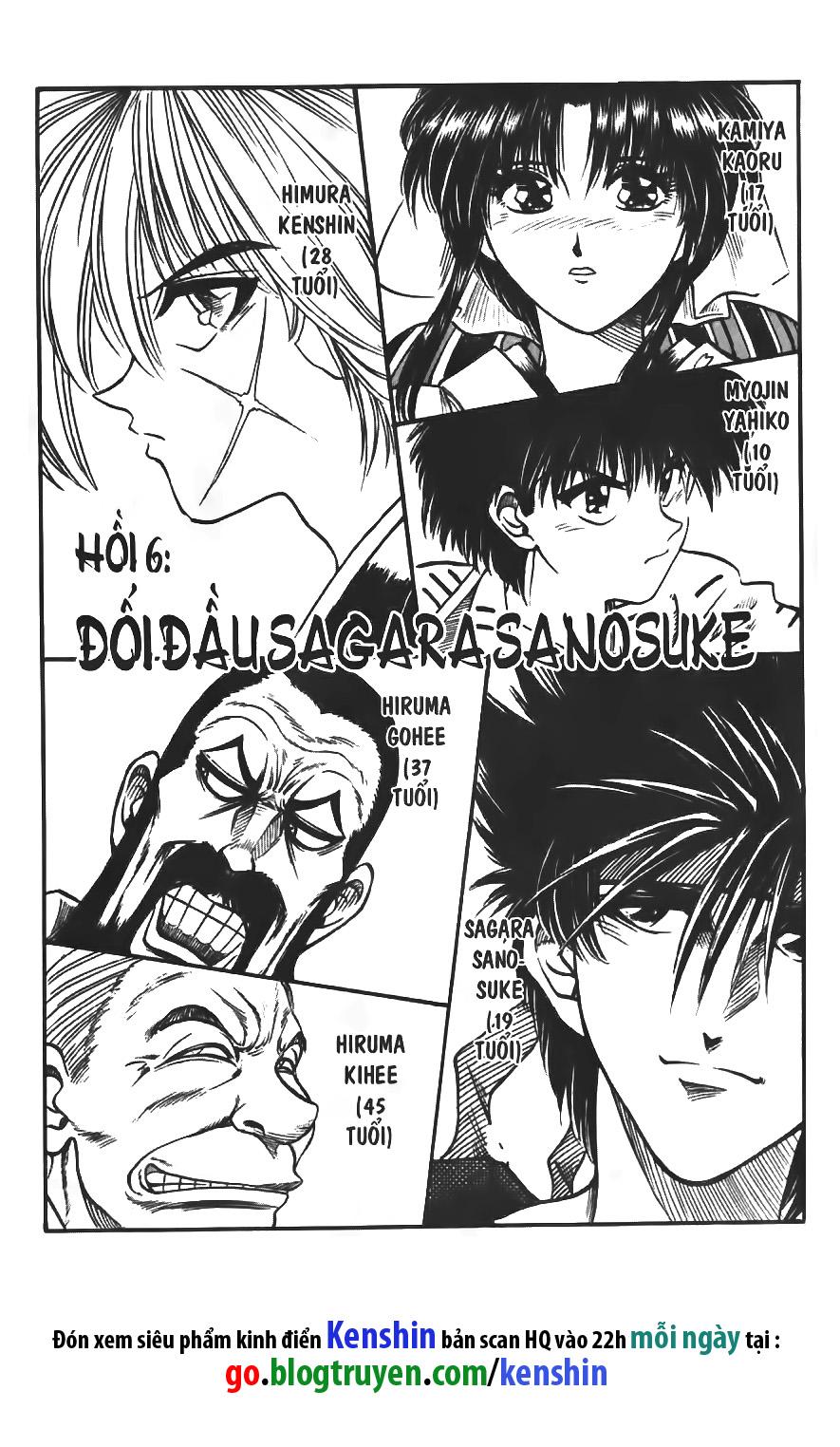 Rurouni Kenshin chap 6 trang 2