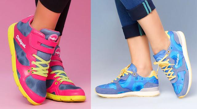 franquicia calzado desigual