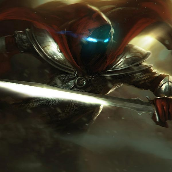 Red Assassin Wallpaper Engine