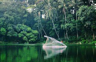 Telaga Remis, Pesona Keindahan Alam Berlapis di Jawa Barat