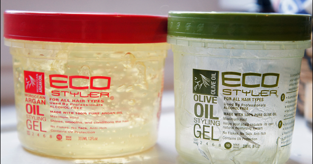 eco styling gel on hair yolanda g hair care ecoco inc olive eco styler gel 4340