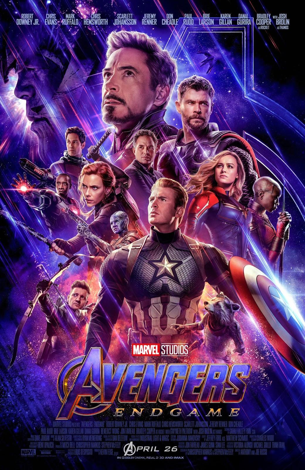 Avengers Endgame 2019 Hd Wallpapers
