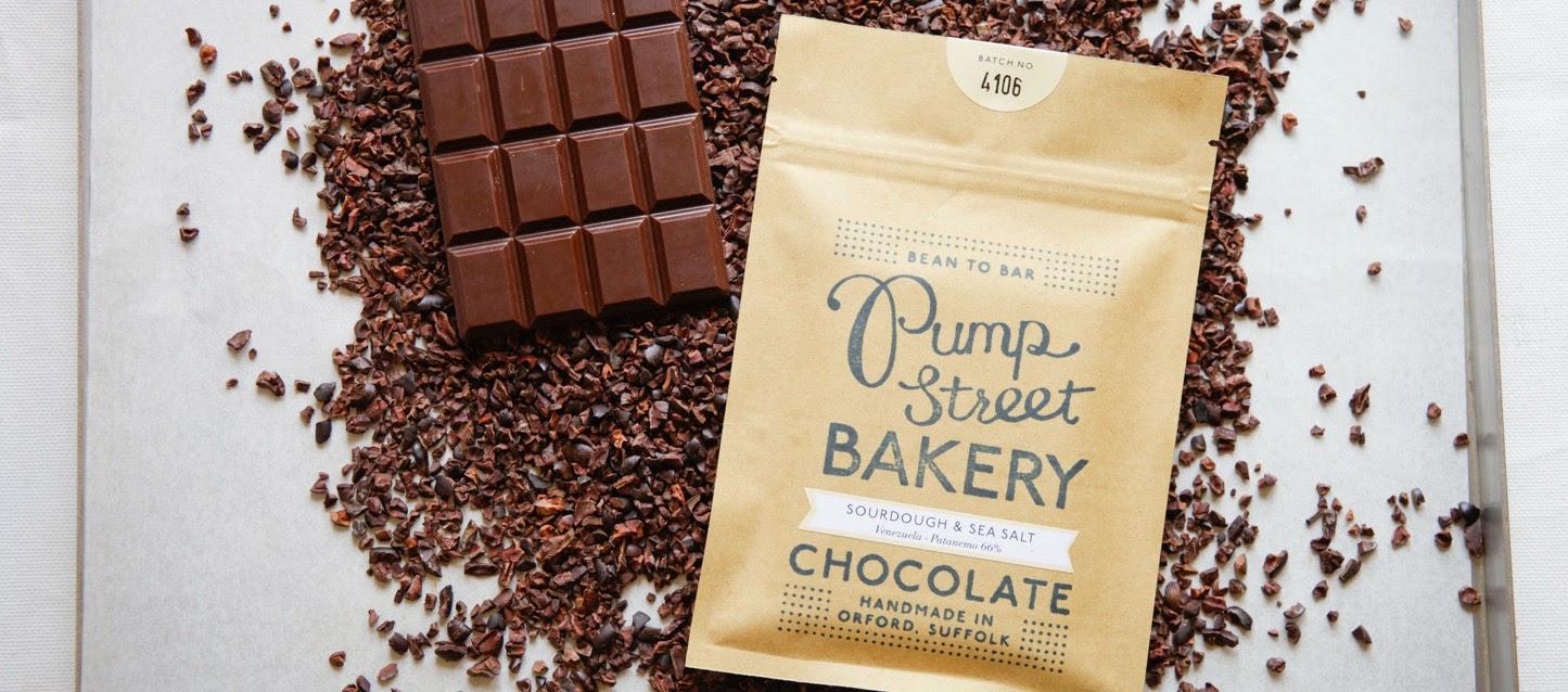 London Pop Ups The Pump Street Bakerys Chocolate Cake