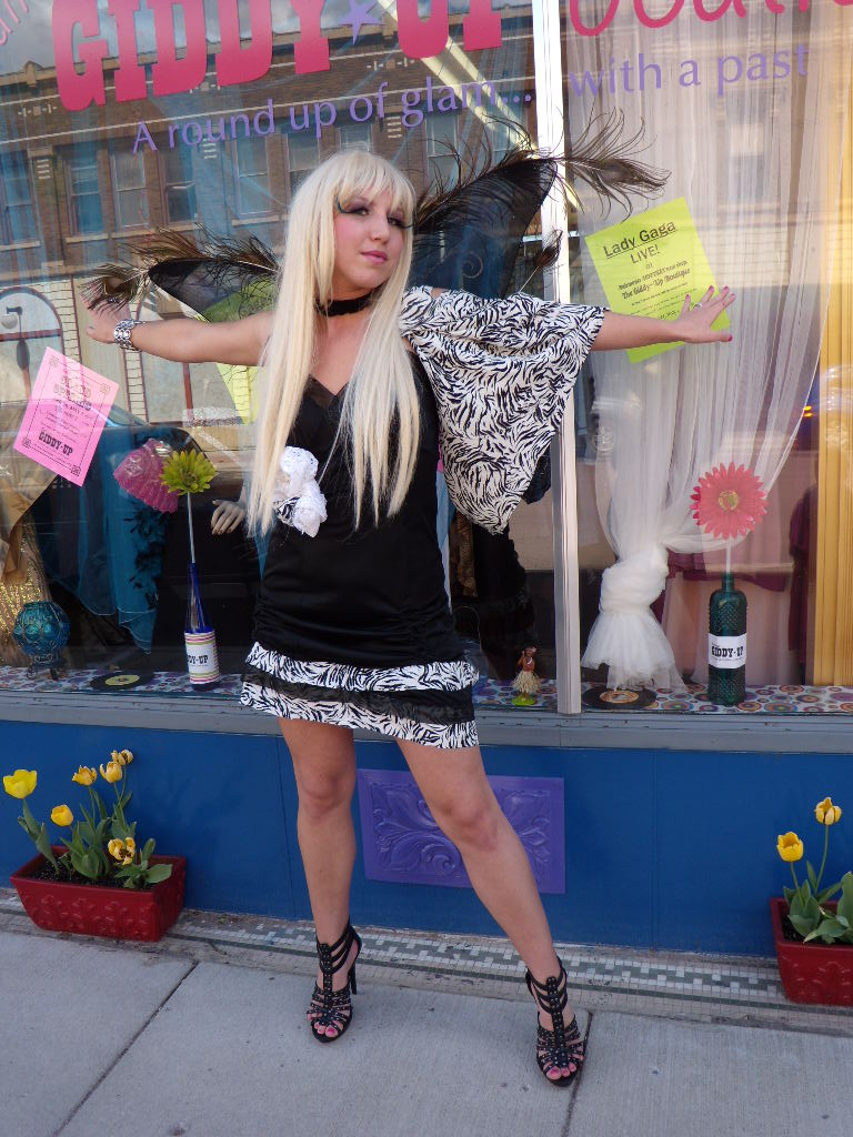 "Part-Time Sales Clerk Causes ""Lady GaGa Frenzy"" at Local Store!"