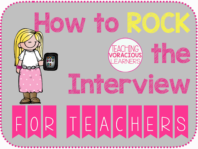 Teacher interview