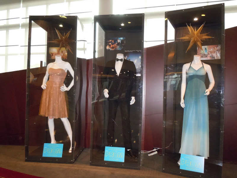 Original Disney Prom movie costumes