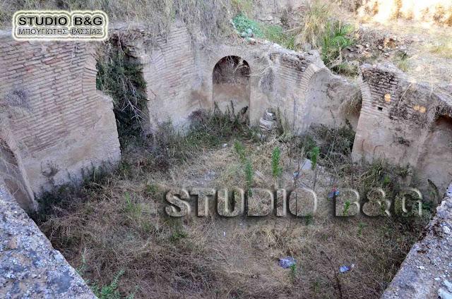 Το άγνωστο ιερό της Αιγύπτιας θεάς Ίσιδας στο Άργος