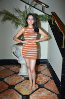 Actress Nikhita in Spicy Small Sleeveless Dress ~  Exclusive 069.JPG