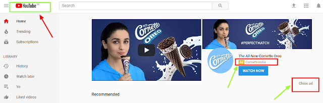 Youtube Ads / Digital marketing