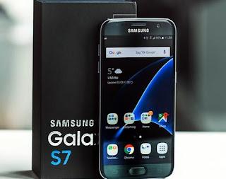 opzioni samsung galaxy s7