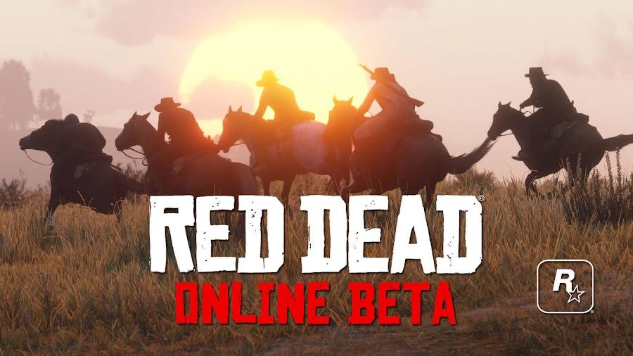 red dead online beta live rockstar games