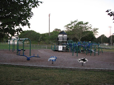 Veterans Field Chatham Play Area