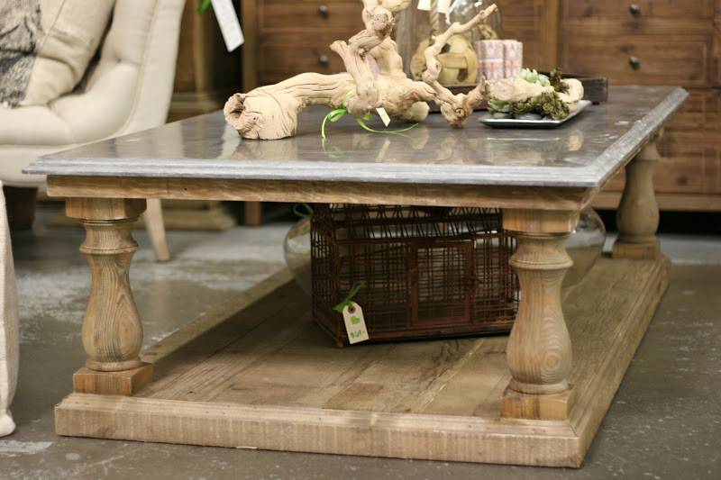 Bluestone Top Coffee Table Rascalartsnyc