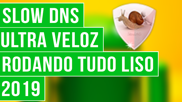 SLOW DNS (MUITO + VELOZ) ~ ANDRO CELL (Oficial)