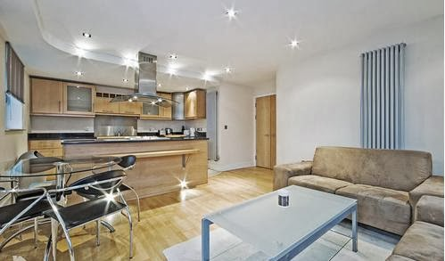 Sala comedor y cocina juntos salas con estilo for Cocina y sala juntos
