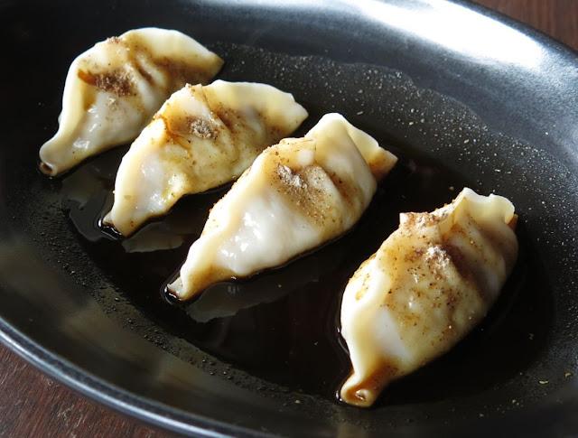 Susie Wong, pork dumpling