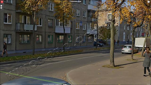 съемка Панорам для карт Яндекса