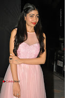 Actress Nidhisha Reddy Pos in Beautiful Pink Dress at Virus Telugu Movie Audio Launch .COM 0051.JPG