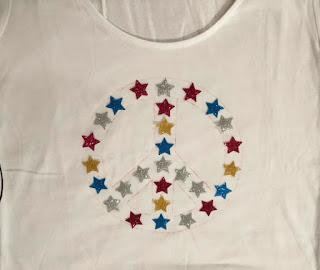 tutorial camiseta dia de la paz