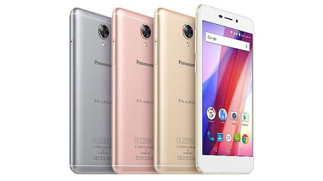 مواصفات وسعر الهاتف Panasonic Eluga I2 بالصور