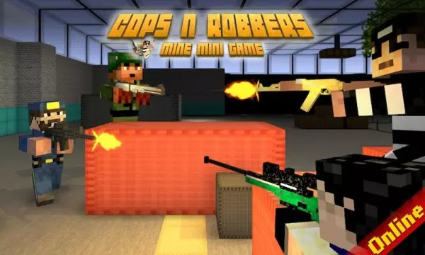 Cops N Robbers – FPS Apk v4.1.3 (Mod Money)