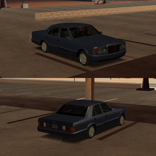 Req Cool Vehicle Mods To Replace Emperor Low Poly Los Santos