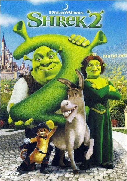 Shrek 2 [2004] [DVDR] [NTSC] [Latino]